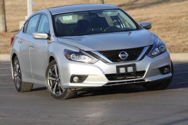 2017 Nissan Altima for sale at MGM Motors LLC in De Soto KS