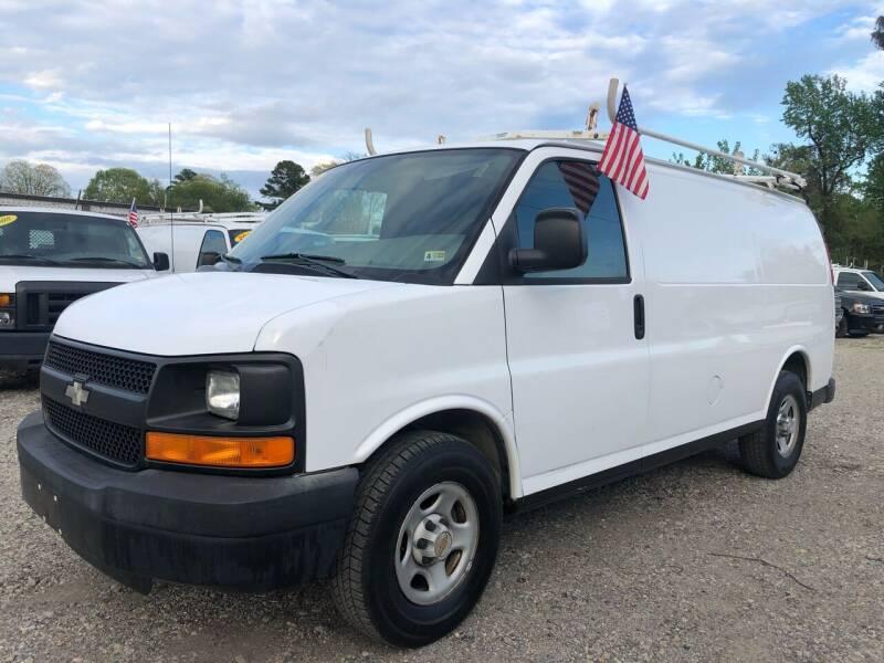 2008 Chevrolet Express Cargo 1500