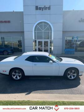 2017 Dodge Challenger for sale at Bayird Truck Center in Paragould AR