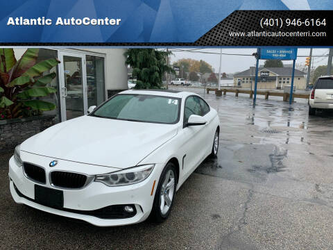 2014 BMW 4 Series for sale at Atlantic AutoCenter in Cranston RI