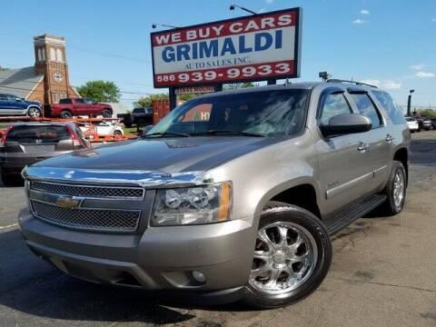 2007 Chevrolet Tahoe for sale at Grimaldi Auto Sales Inc in Warren MI