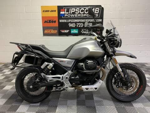 2020 Moto Guzzi V85 TT for sale at Lipscomb Powersports in Wichita Falls TX