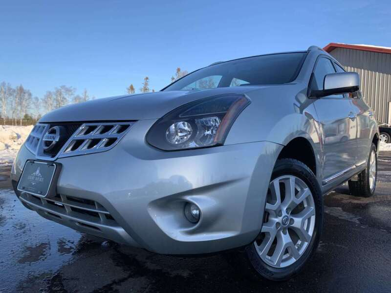 2013 Nissan Rogue for sale at LUXURY IMPORTS in Hermantown MN