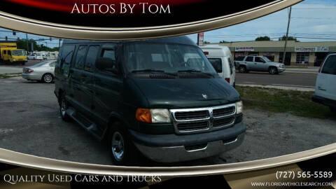 2000 Dodge Ram Van for sale at Autos by Tom in Largo FL