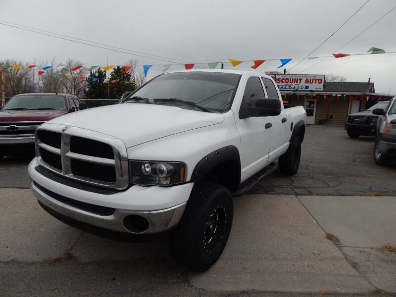 2005 Dodge Ram Pickup 1500 for sale at Dave's discount auto sales Inc in Clearfield UT