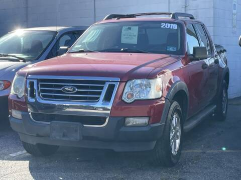 2010 Ford Explorer Sport Trac for sale at My Car Auto Sales in Lakewood NJ