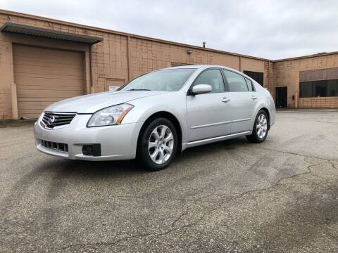 2007 Nissan Maxima for sale at Certified Auto Exchange in Indianapolis IN