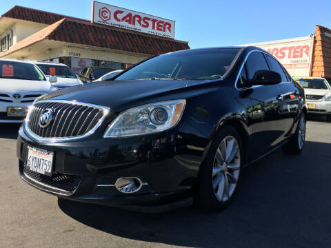 2012 Buick Verano for sale at CARSTER in Huntington Beach CA