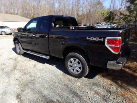 2013 Ford F-150 for sale at West End Auto Sales LLC in Richmond VA