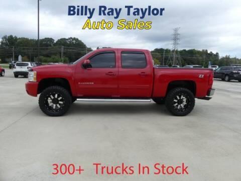 2013 Chevrolet Silverado 1500 for sale at Billy Ray Taylor Auto Sales in Cullman AL
