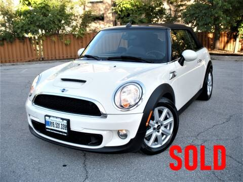 2014 MINI Convertible for sale at Autobahn Motors USA in Kansas City MO