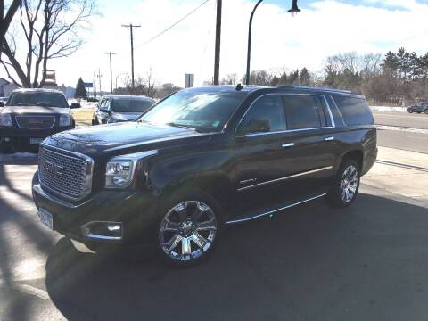 2015 GMC Yukon XL for sale at Premier Motors LLC in Crystal MN