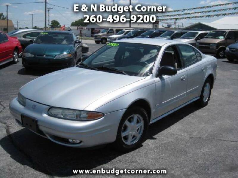 2004 Oldsmobile Alero for sale at Budget Corner in Fort Wayne IN