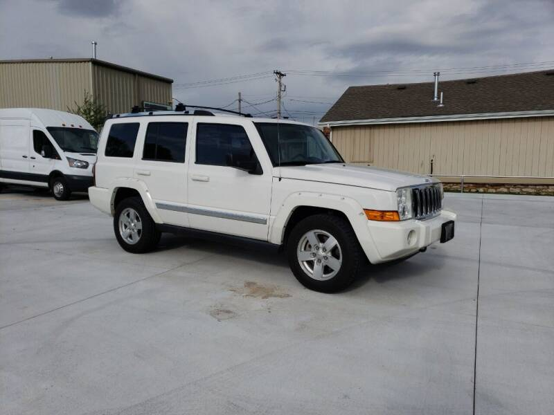 2006 Jeep Commander for sale at D&C Motor Company LLC in Merriam KS