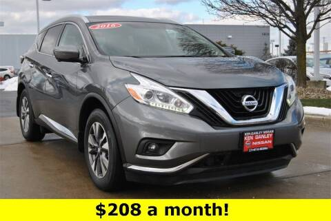2016 Nissan Murano for sale at Ken Ganley Nissan in Medina OH