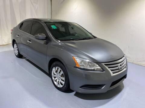 2015 Nissan Sentra for sale at DREWS AUTO SALES INTERNATIONAL BROKERAGE in Atlanta GA