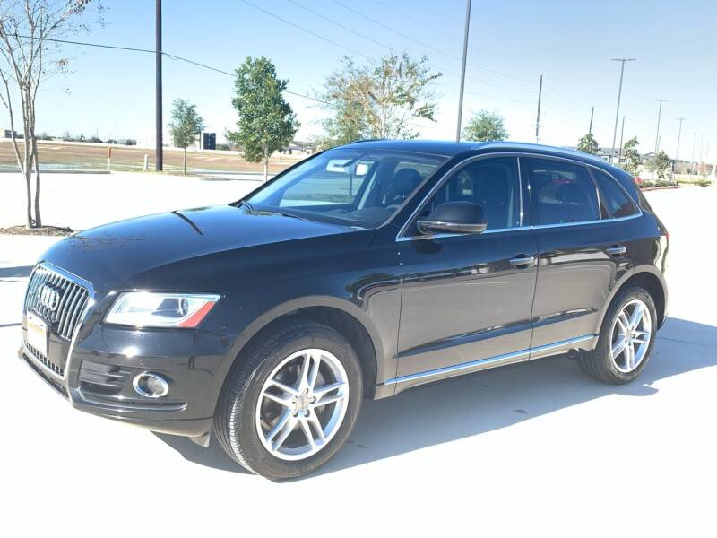 2016 Audi Q5 for sale at ABS Motorsports in Houston TX