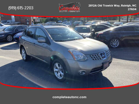 2009 Nissan Rogue for sale at Complete Auto Center , Inc in Raleigh NC