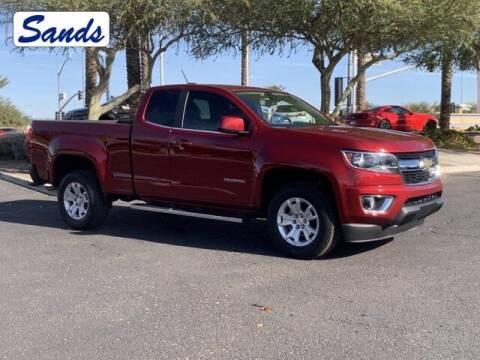 2018 Chevrolet Colorado for sale at Sands Chevrolet in Surprise AZ