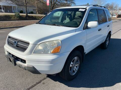 2005 Honda Pilot for sale at Diana Rico LLC in Dalton GA
