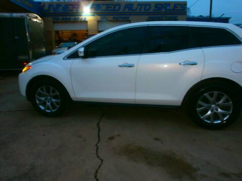 2009 Mazda CX-7 for sale at Under Priced Auto Sales in Houston TX