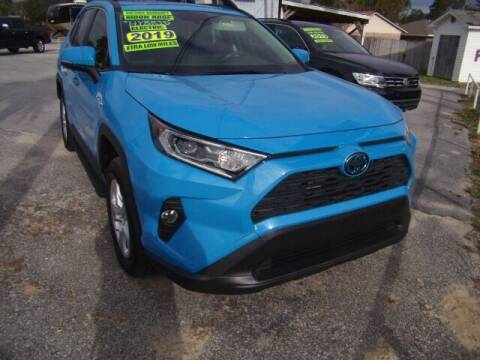 2019 Toyota RAV4 Hybrid for sale at Auto Brokers in Gulf Breeze FL