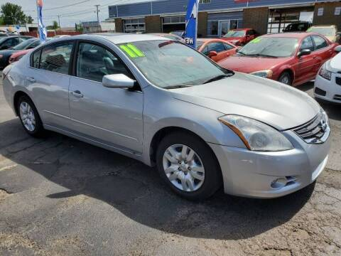 2011 Nissan Altima for sale at North Chicago Car Sales Inc in Waukegan IL