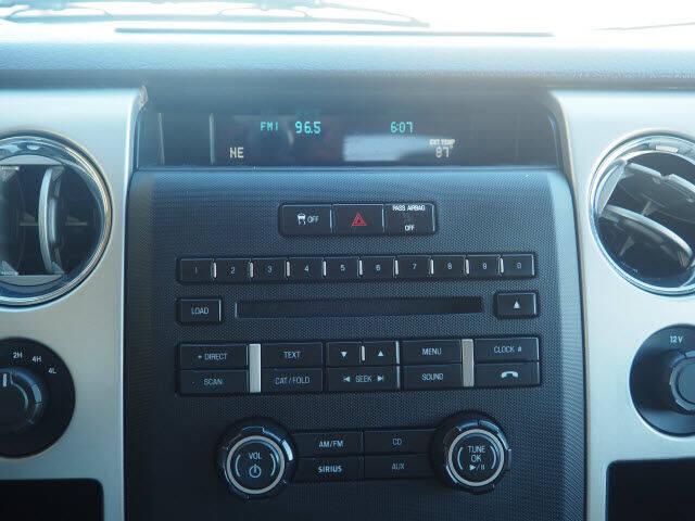 2014 Ford F-150 4x4 XLT 4dr SuperCrew Styleside 5.5 ft. SB - East Providence RI
