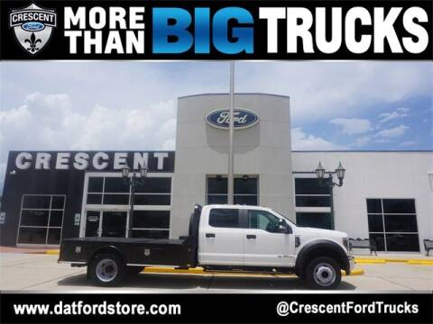 2019 Ford F-550 Super Duty for sale at Crescent Ford in Harahan LA