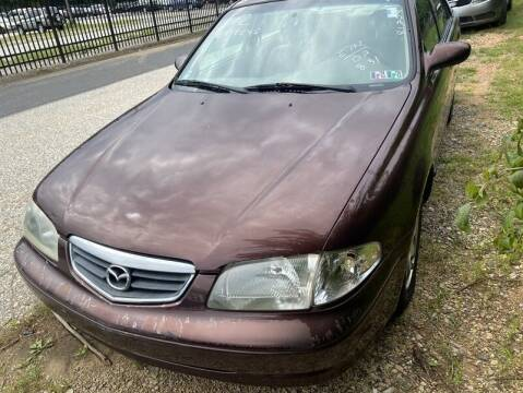 2002 Mazda 626 for sale at Jeffrey's Auto World Llc in Rockledge PA