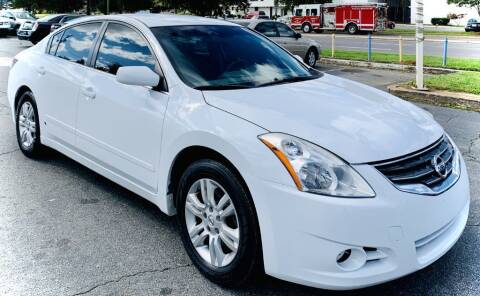2012 Nissan Altima for sale at RD Motors, Inc in Charlotte NC