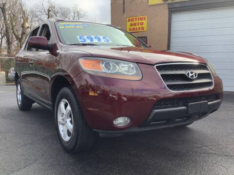 2007 Hyundai Santa Fe for sale at Active Auto Sales Inc in Philadelphia PA