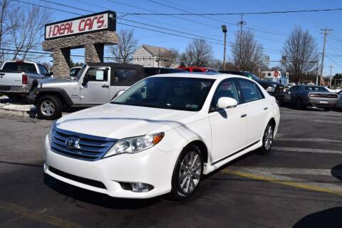 2011 Toyota Avalon for sale at I-DEAL CARS in Camp Hill PA