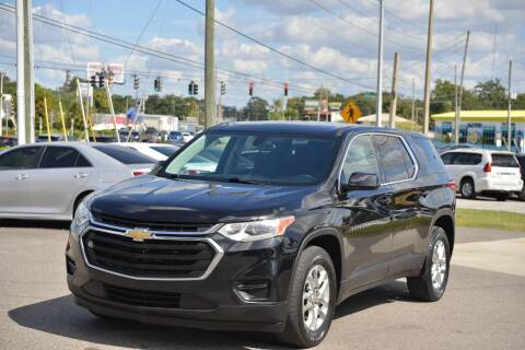 2018 Chevrolet Traverse for sale at Motor Car Concepts II - Kirkman Location in Orlando FL