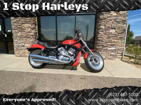 2004 HarleyDavidson V-RodVRSCB for sale at 1 Stop Harleys in Peoria AZ