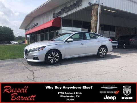 2019 Nissan Altima for sale at Russell Barnett Chrysler Dodge Jeep Ram in Winchester TN