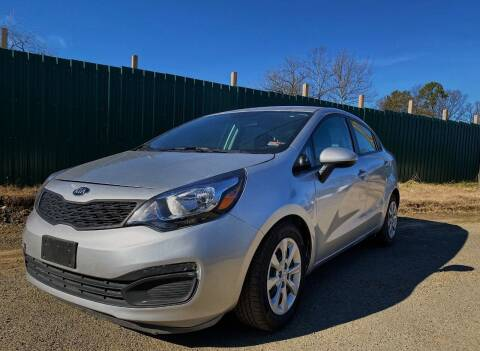 2015 Kia Rio for sale at BD Auto Sales in Richmond VA