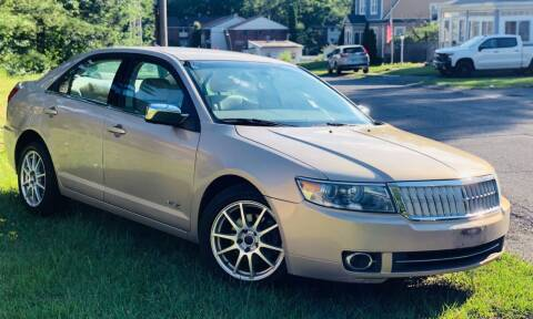 2007 Lincoln MKZ for sale at Pak Auto Corp in Schenectady NY