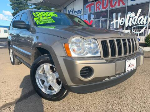 2005 Jeep Grand Cherokee for sale at Xtreme Truck Sales in Woodburn OR