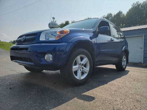 2004 Toyota RAV4 for sale at Sinclair Auto Inc. in Pendleton IN