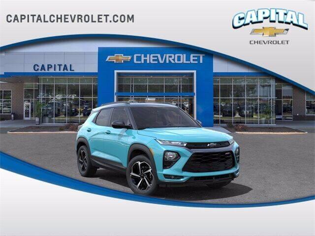 2021 Chevrolet TrailBlazer for sale in Wake Forest, NC