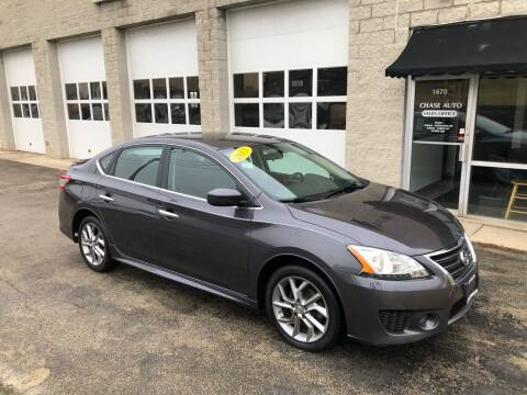 2013 Nissan Sentra for sale at Cresthill Auto Sales Enterprises LTD in Crest Hill IL