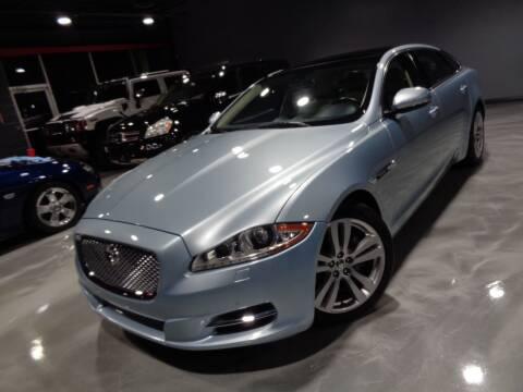 2012 Jaguar XJL for sale at Auto Experts in Utica MI