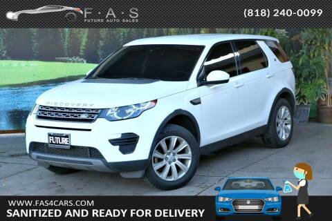 2016 Land Rover Discovery Sport for sale at Best Car Buy in Glendale CA