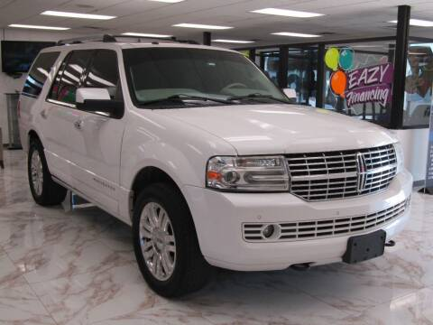 2013 Lincoln Navigator for sale at Dealer One Auto Credit in Oklahoma City OK