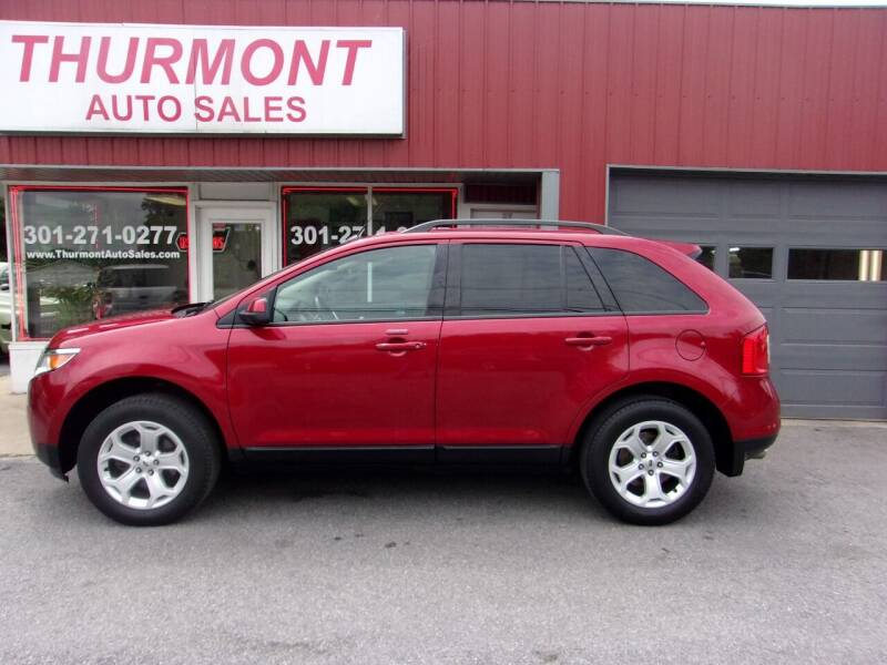 2014 Ford Edge for sale at THURMONT AUTO SALES in Thurmont MD
