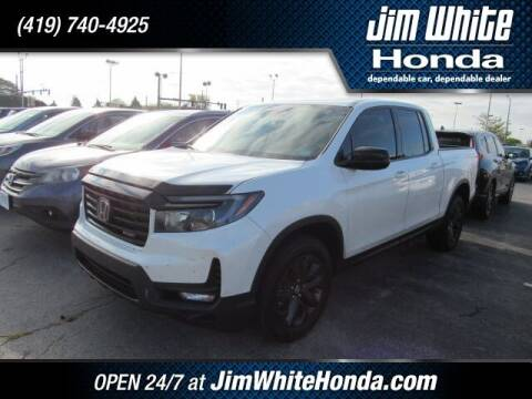2021 Honda Ridgeline for sale at The Credit Miracle Network Team at Jim White Honda in Maumee OH