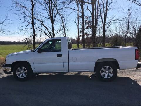 2006 Chevrolet Silverado 1500 for sale at RAYBURN MOTORS in Murray KY