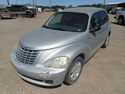 2006 Chrysler PT Cruiser for sale at AUGE'S SALES AND SERVICE in Belen NM