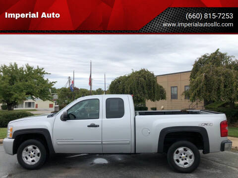 2011 Chevrolet Silverado 1500 for sale at Imperial Auto of Marshall in Marshall MO